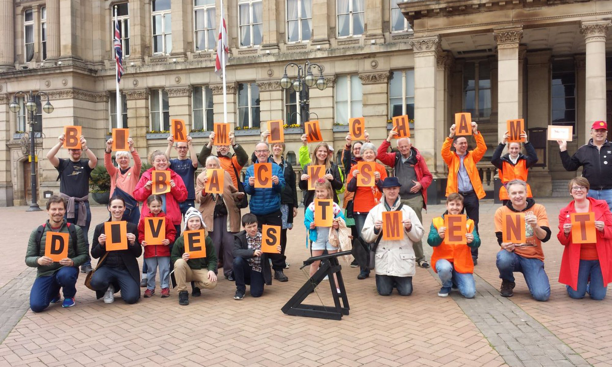 Divest West Midlands